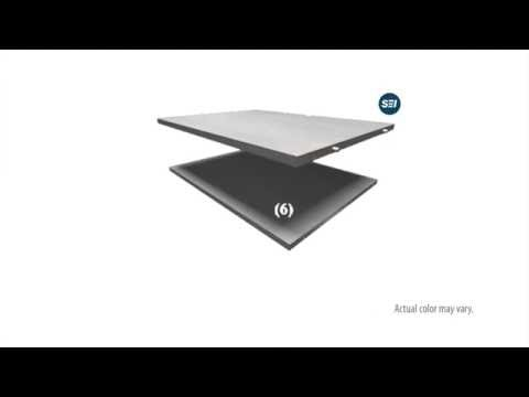 Video for Orion 60-inch TV/Media Stand