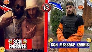 SCH ÉNERVER LAISSE UN MESSAGE A KAARIS POUR LE CLIP | (Exclu, Actu)