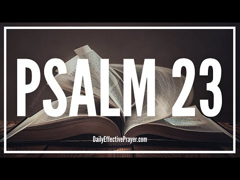 Download The Lord Is My Shepherd Psalm 23 Audio Bible Video 3GP Mp4