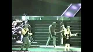 AC/DC Nick Of Time Live At Hamilton 1988