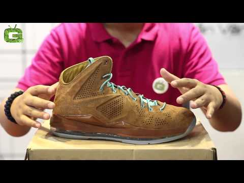 promo code 973a2 736c2 Nike Lebron X EXT