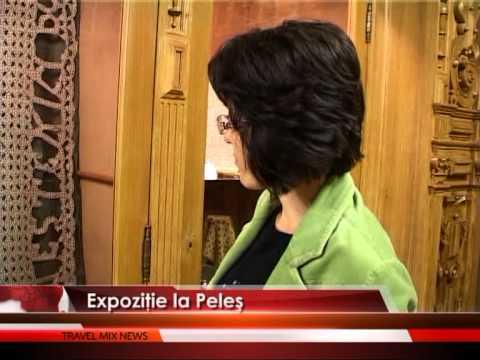 Expoziţie la Peleş – VIDEO