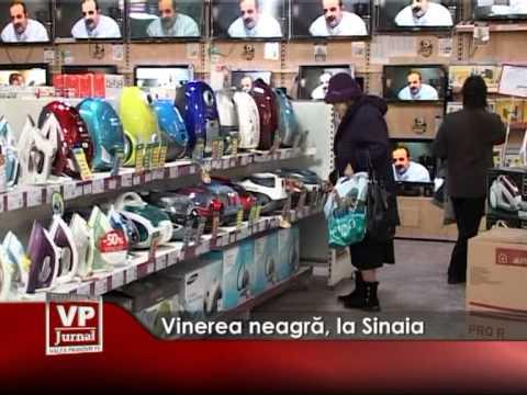 Vinerea neagră, la Sinaia
