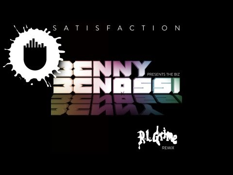 Benny Benassi Presents The Biz - Satisfaction (RL Grime Remix) (Cover Art)