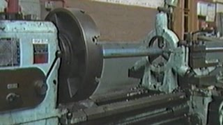 Machining with a Colchester Center Lathe Part 2