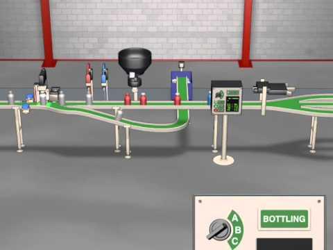 PLC Technician II Certificate Program - PLC Suited To Bottling Line ...