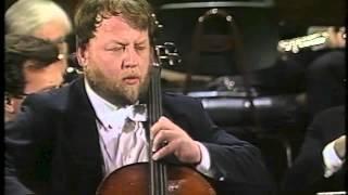 Heinrich Schiff,  Schumann Cello Concerto in A minor, Op. 129