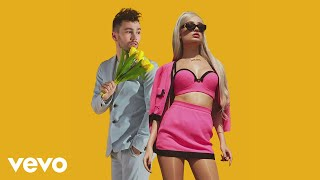 MAX, Kim Petras   Love Me Less (feat. Kim Petras) (Official Audio)