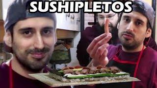SUSHIPLETOS - El Chef Holyfuuu - Cocinando Con ElGOTH! En Español - GOTH