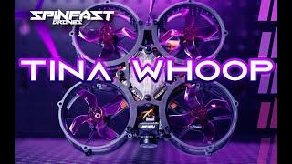 Diatone Tina Whoop Test - Bester Mini-Copter 2020 / Plattform für Insta360 GO