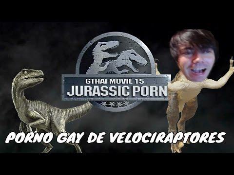 Jurassic the porno naked having