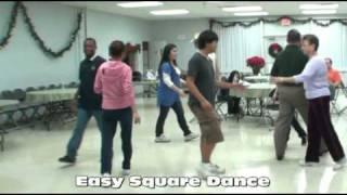 Easy Square Dance, Garland Smith, Caller