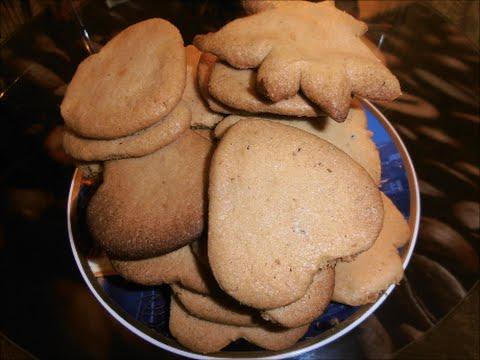 Сладкое печенье из шкварок