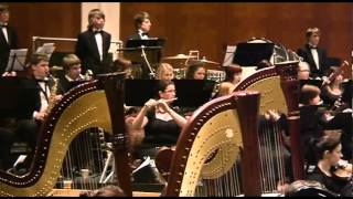 Harry Potter And The Goblet Of Fire - Greater Gwent Youth Orchestra - Celtic Manor 2011