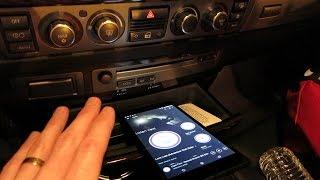 How To Play Music Through Bluetooth BMW E65 E66