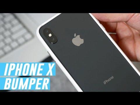 Cheap iPhone X Bumper Case