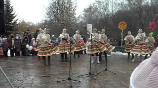 "Масленица 2012 Орёл.Танец""Зима"""