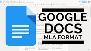 mla format google docs 2018 म फ त ऑनल इन व ड य