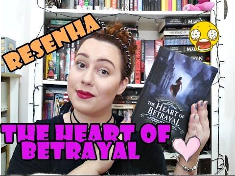 The Heart of Betrayal, Mary E. Pearson l Baú Literário