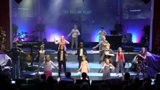 This Beating heart worship Dance