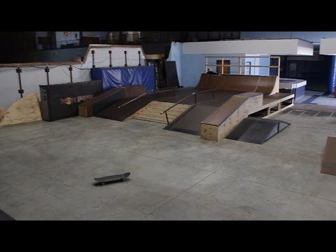 Kansas City Indoor Skatepark