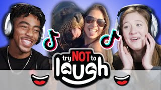 Try To Watch This Without Laughing Or Grinning #206 (TikTok Fears, Seal Selfies & Bad Tattoos)