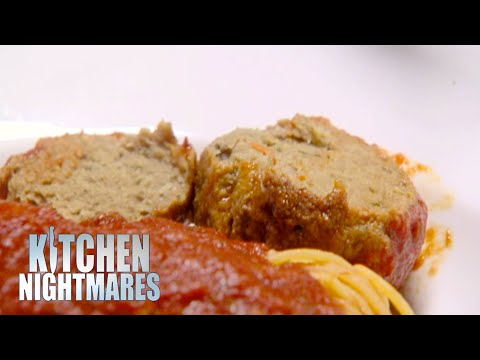 No-One Knows Why Fresh Food Is Frozen Then Served | Kitchen Nightmares
