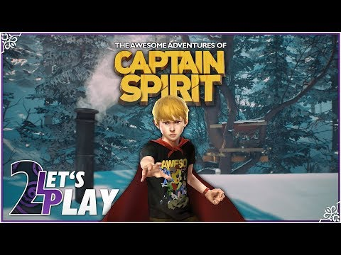 The Awesome Adventures of Captain Spirit [#2] Kapitán BOOBS