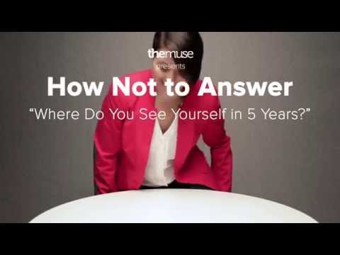 How To Answer One Of The Most Common Job Interview Questions