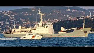 Российский корабль-разведчик «Лиман» потопили бараны!