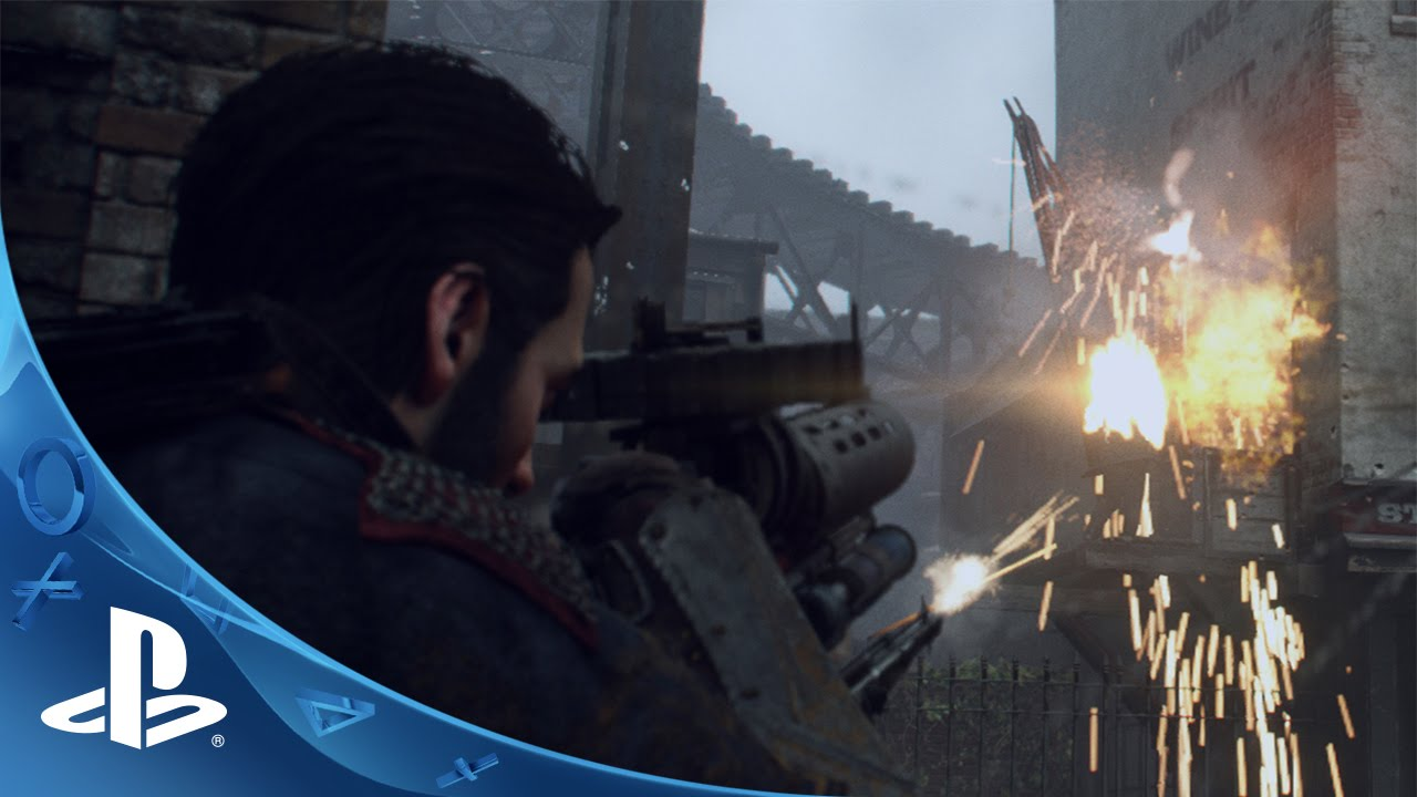 The Order: 1886 E3 Trailer Revealed, New Enemy Emerges