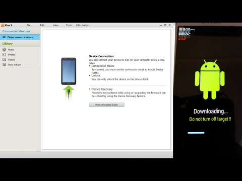 How to Unbrick or Restore your Samsung Firmware with Kies, Universal Method works on all devices