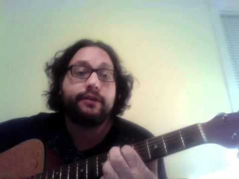 Aaron Levy - Blackbird (Beatles cover)