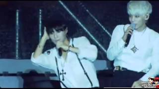 Jongtae/hyunmin Cut Moment @showcass 1310096