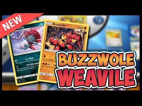 Top – 4 Regional Buzzwole / Weavile – Pokemon TCG Online Gameplay