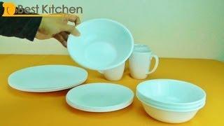 Corelle 16 Piece Dinnerware Set Review