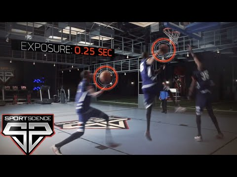 NBA 2K18 Sports Science - How Kevin Durant Dominates!