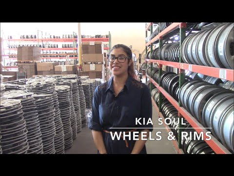 Factory Original Kia Soul Wheels & Kia Soul Rims – OriginalWheels.com