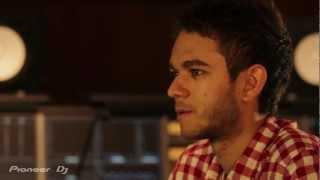 Pioneer DJ - ZEDD Interview, 2012