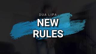 Dua Lipa   New Rules (saxophone Cover)