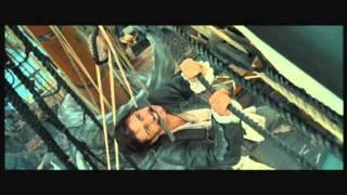 Davy Jones releases the kraken