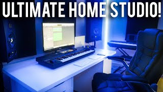 MY ULTIMATE HOME MUSIC STUDIO 2020 *Full Tour*
