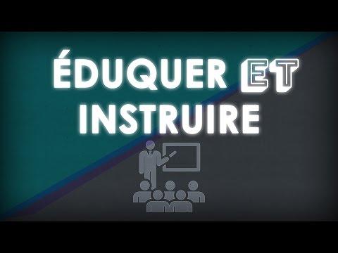 Éduquer et instruire – Pr Henri Joyeux & Thierry Fournier