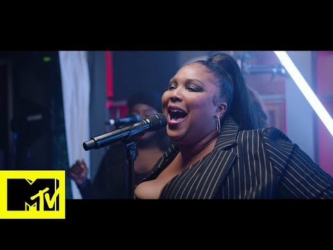 Lizzo: Juice (Live)   MTV Push