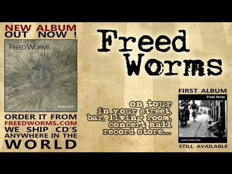 """Freed Worms :  """" the car, the house, and the flat screen """"   [ live @ Bergerac 2013 06 ]"""