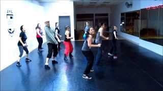 """""""Give it to You"""" Sean Paul & Eve - HipHop fusion Drop-In @ Léa Robert - Scream Dance Academy"""