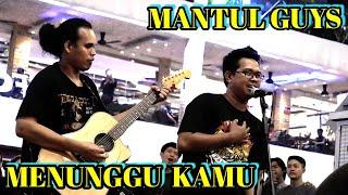 Pelancong dari Jawa barat Indonesia||Menunggu Kamu lagu Anji memang terbaik..