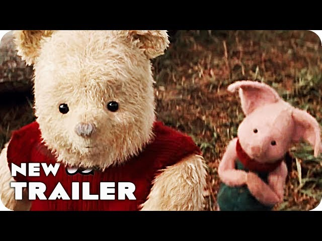 CHRISTOPHER ROBIN (FINAL SHOWS THURS.) Trailer