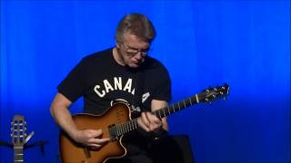 Rik Emmett - Lay It On The Line - Niagara Falls, Canada - November 11, 2017