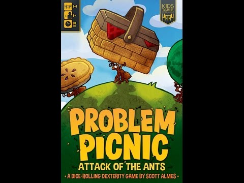 Problem Picnic: Attack of the Ants Review